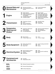 bmw x3 e83 service manual 2004 2010 table of contents
