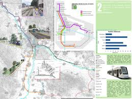 Aac Map Recovery Of The Rail Transport Network Oaxaca Valley Mexico