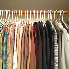 Clothes Closet Rainbow Roost