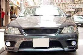 lexus altezza is200 lexus is200 toyota altezza rs200 trd carbon fiber grill ebay