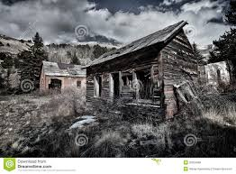 Colorado House by Abandoned Miner U0027s House In Colorado Royalty Free Stock Images