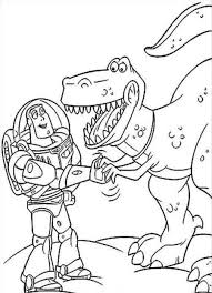toy story coloring pages mr potato and rex coloringstar