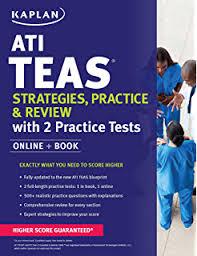 amazon com nursing entrance exams kaplan test prep ebook