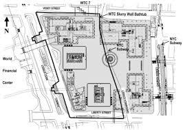 Bathtub Structure Wtc Nuclear Demolition U2013 Damage Inflicted To U201cbathtub U201d And To Path