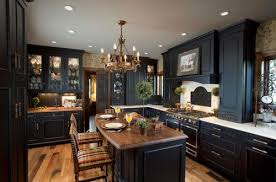 black kitchen ideas 20 sleek black kitchen ideas for 2018