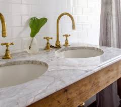 Kitchen Faucet Bathrooms With Gold Fixtures Excellent Home