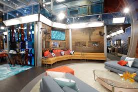 take a tour of the new big brother digs big brother photos cbs com