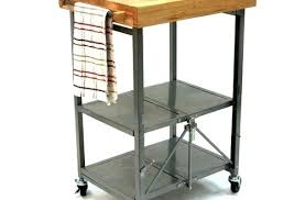 folding kitchen island foldable kitchen cart space saver folding kitchen island folding