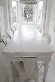 Dining Room Tables With Built In Leaves 25 Best White Dining Room Table Ideas On Pinterest Rustic