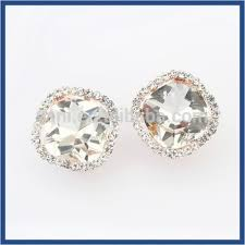 cheap diamond earrings top quality cheap jewelry online retail wholesale silver jhumka