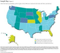 Map Testing Scores Evaluating Nclb Education Next Education Next