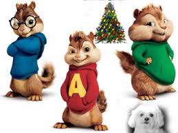 alvin and the chipmunks ornament