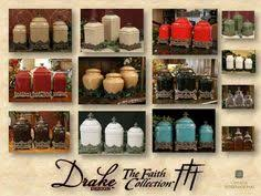 Drake Design Canister Set