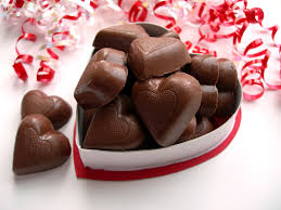 chocolate heart candy valentines day mood heart candy chocolate