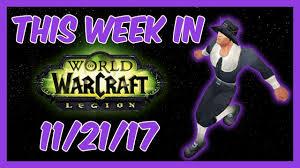 world of warcraft thanksgiving and transmog drama this week in