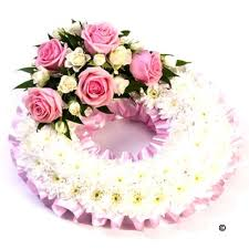 Traditional Funeral Flower - funeral flowers funeral flower delivery isle of wight flowers