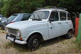 renault 4 sunday classic renault 4 carte jeunes ran when parked