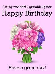 birthday wishes for granddaughter happy birthday granddaughter