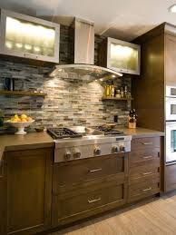 small tile backsplash in kitchen best 25 contemporary kitchen backsplash ideas on