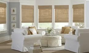 great unique rattan blinds modern house design