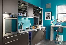 cuisine bleu petrole cuisine mur bleu petrole photos de design dintarieur galerie et