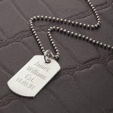 engraved necklaces for engraved necklaces for him accordion necklace