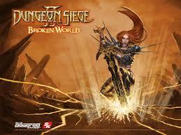 dungeon siege 2 broken dungeon siege 2 broken gameplay