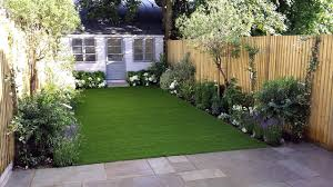 this front garden in caterham was designed tofortably accommodate
