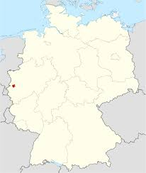 map of countries surrounding germany file locator map mg in germany svg wikimedia commons