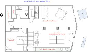 fine walkout basement floor plans intended decorating