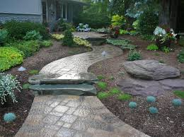 Paving Stone Designs For Patios by Stone Paver Walkway Ideas Rolitz