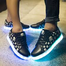led light up shoes skulls led light up shoes apollobox