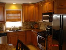 Kitchen Cabinet Makeovers by They Chose A Traditional Style Cabinet And Also Upgraded Their