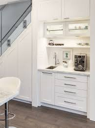 ideas for small kitchen 75 trendy contemporary kitchen with shaker cabinets design ideas
