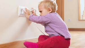 how to baby proof your house safety checklist for infants toddlers baby proof electrical outlet cover