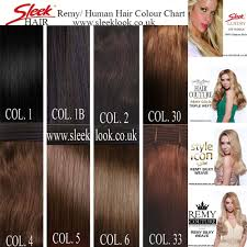Pre Bonded Human Hair Extensions Uk by Sleek Remy Couture Hair Extensions Sleek Remy Human Hair