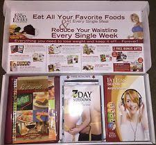 food lovers fat loss system ebay