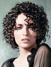 cute short curly hairstyles hairstyle picture magz