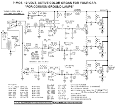 light organ schematic color organ for sale u2022 sharedw org