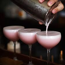 pink cocktail salon 39 clover club cocktails of copenhagen