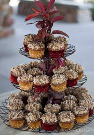 german chocolate cupcakes with coconut almond frosting barbara bakes