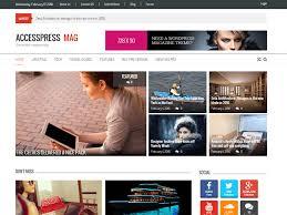design magazine site 15 best free news magazine wordpress themes 2017