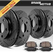 2007 honda accord rotors brake discs rotors hardware for 2004 honda accord ebay