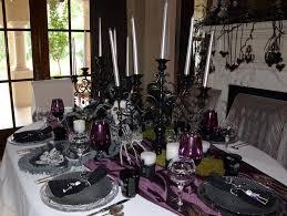 Halloween Centerpieces Beautiful Dining Room Decor For Halloween Party Centerpieces