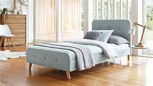 Single Frame Beds Calypso King Single Bed Frame By Nero Furniture Harvey Norman
