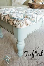 Diy Ottoman Coffee Table Diy Tufted Coffee Table Bench Tufted Ottoman Coffee Table