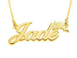 gold necklace with name in cursive name necklace sale products daily deals coupon name necklace sale