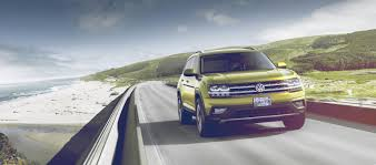 volkswagen ads 2016 2018 vw atlas is a brand new 7 seater large crossover for north