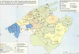 Majorca Spain Map by The Island Of Majorca In The Balearic Islands The History