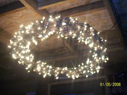 Chandeliers For Less by Grapevine Wreath
